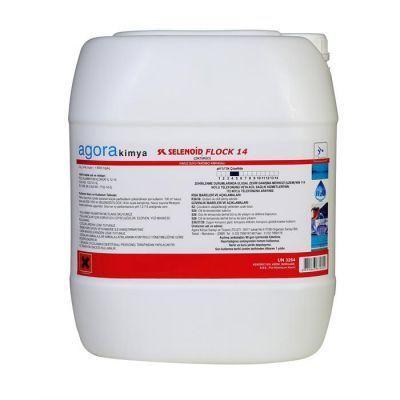 SELENOID - Havuz Kimyasalı Selenoid Flock Çöktürücü 22 KG, Havuz Çöktürücü