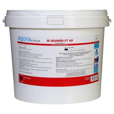 SELENOID - Havuz Kimyasalı Selenoid Ft-99 Filtre Temizleyici 10 Kg., Havuz Filtre Temizleyici Kimyasal