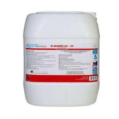 SELENOID - Havuz Kimyasalı Selenoid Kışlık Bakım Ürünü 10 Lt, Havuz Kış Bakım Ürünü