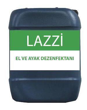 SPP - El ve Ayak Dezenfektanı 20 Kg SPP Lazzi Alfo