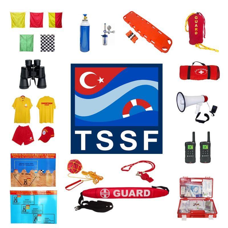- TSSF Cankurtaran Seti, Havuz Can Kurtaran Malzemesi
