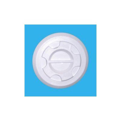 POOLLINE - Havuz Vakum Nozulu Plastik Beyaz D.63