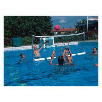 POOLLINE - Wavo Yüzer Voleybol Seti 210*110 cm, Havuz Oyun Seti