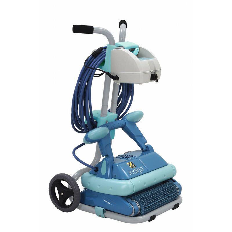 ZODIAC - Zodiac Indigo Otomatik Havuz Temizleme Robotu, Havuz Robotu, Havuz Temizlik Robotu, Havuz Otomatik Temizlik Süpürgesi