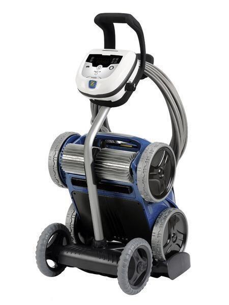 Zodiac Vortex 3 4X4 Wd Otomatik Havuz Temizleme Robotu, Havuz Robotu, Otomatik Havuz Süpürgesi, Temizlik Robotu